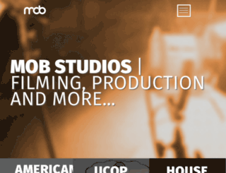 mobmediastudios.com screenshot