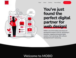 mobo.co.uk screenshot