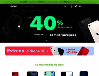 mobo.mx screenshot