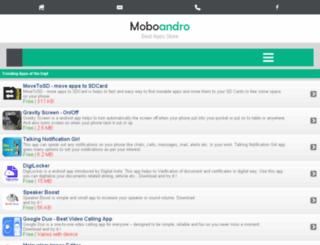 moboandro.in screenshot