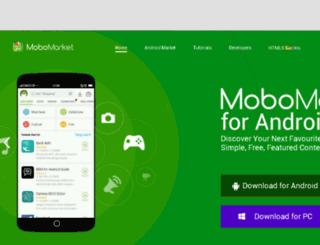 mobomarket.com.br screenshot