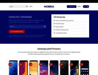 mobria.com screenshot