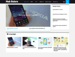 mobrulers.com screenshot