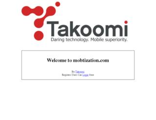 mobtization.com screenshot
