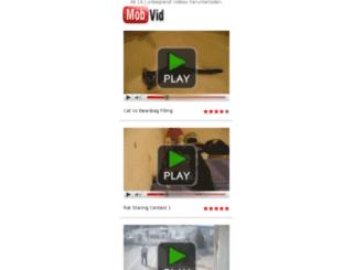 mobvid.mobi screenshot