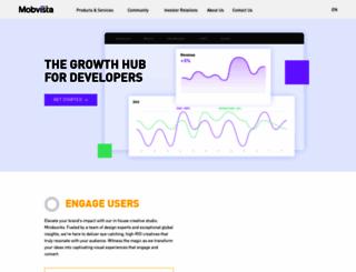 mobvista.com screenshot