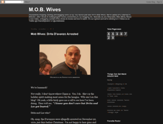 mobwives.blogspot.com screenshot