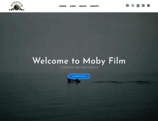 mobyfilm.it screenshot