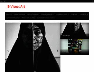 mobyrne.edublogs.org screenshot