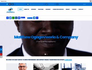 mocaccountants.com screenshot