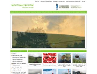 mocchau24h.com screenshot