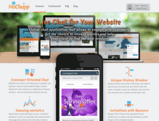 mochapp.com screenshot