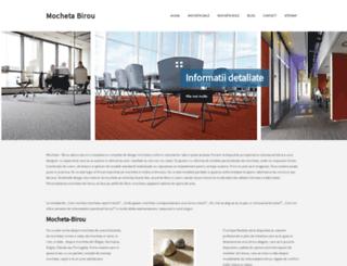 mocheta-birou.ro screenshot