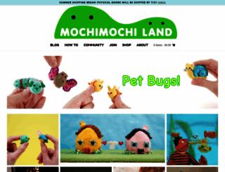 mochimochiland.com screenshot