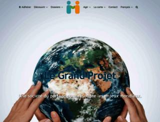 mocica.org screenshot
