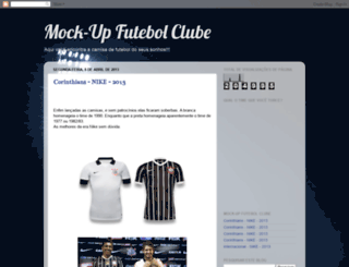 mock-up-fc.blogspot.com screenshot