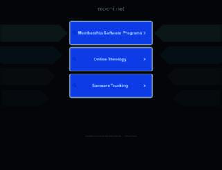 mocni.net screenshot