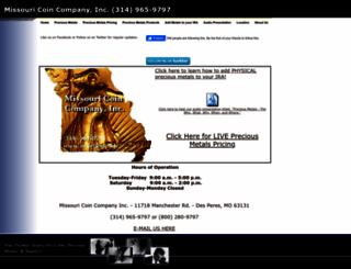 mocoin.com screenshot
