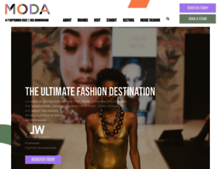 moda-uk.co.uk screenshot