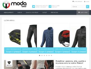modabiker.it screenshot