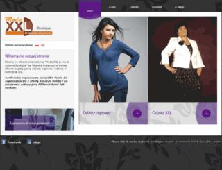 modaboutique.eu screenshot