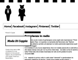 modadicoppia.com screenshot