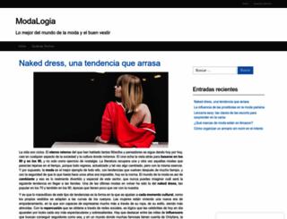 modalogia.com screenshot