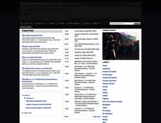 modapk4funlinks.blogspot.com screenshot