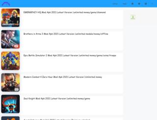 modapk4u.com screenshot