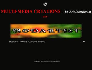 modartist.com screenshot