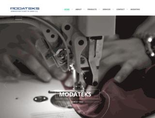 modateks.com screenshot