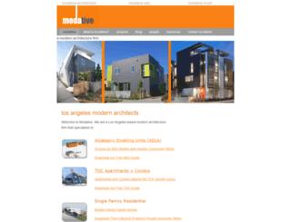 modative.com screenshot