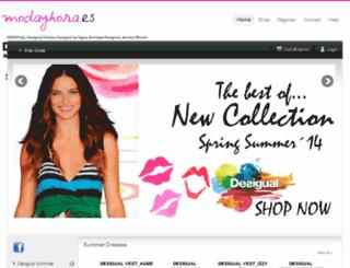 modayhora.com screenshot