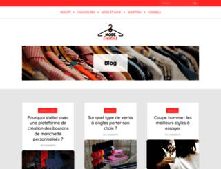 mode-destock.com screenshot