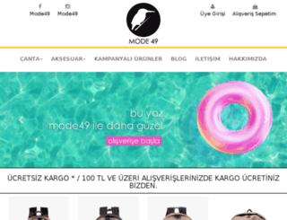 mode49.com screenshot