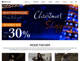 modefischer.com screenshot