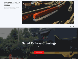 model-train-info.com screenshot