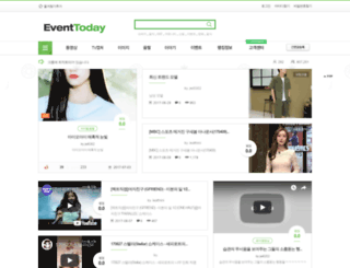 model.eventtoday.com screenshot
