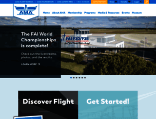 modelaircraft.org screenshot