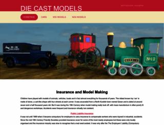 modelenium.co.uk screenshot
