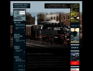modellbahn-fokus.de screenshot