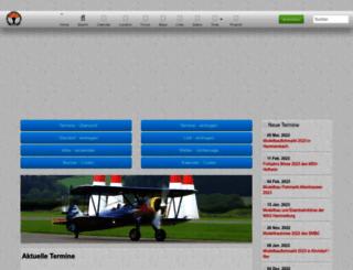 modellbaukalender.info screenshot