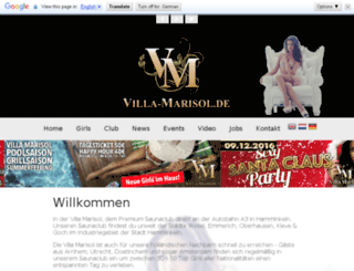 modelle-karlsruhe.com screenshot