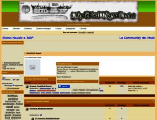 modellistinavali.forumattivo.com screenshot