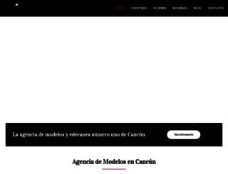 modelos-edecanes.com.mx screenshot