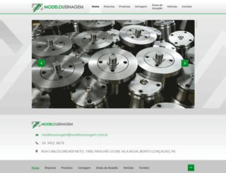 modelousinagem.com.br screenshot