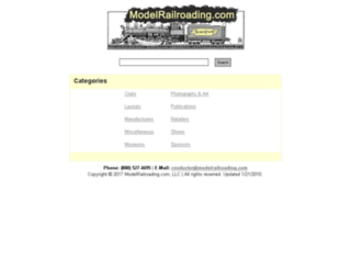 modelrailroading.com screenshot