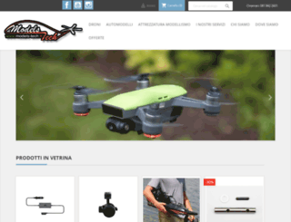 models-tech.it screenshot
