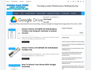 modemfiles.blogspot.com.ng screenshot
