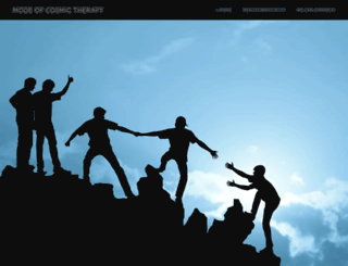 modeofcosmictherapy.com screenshot